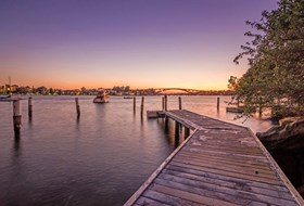 Hunters Hill_Waterfront with Jetty
